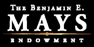 Benjamin E. Mays Endowment